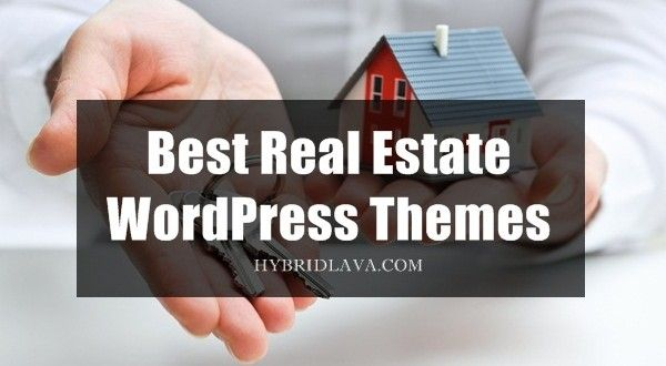18 Best #RealEstate #WordPress #Themes to start with