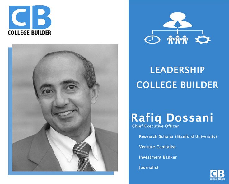 Rafiq Dossani	 Chief Executive Officer 	 	Research Scholar (Stanford University) 	Venture Capitalist 	Investment Banker 	Journalist -