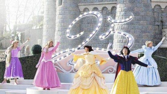 The Starlit Princess Waltz 25th Anniversary at Disneyland Paris with The Dream Travel Group