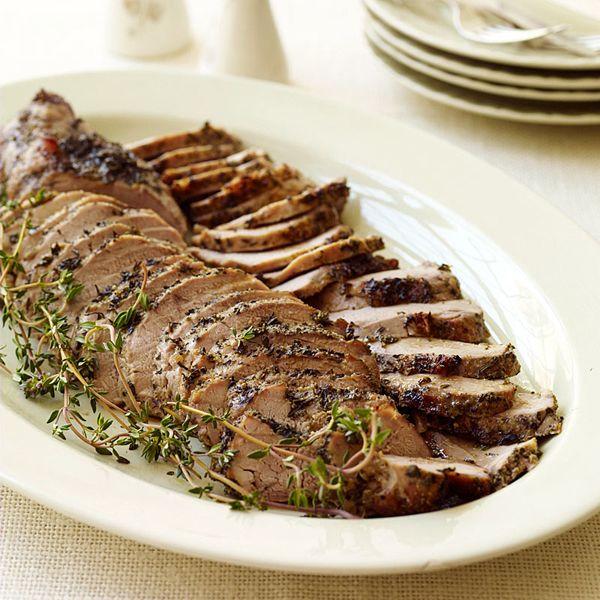 Roasted Pork Tenderloin   Meal Ideas   Pinterest