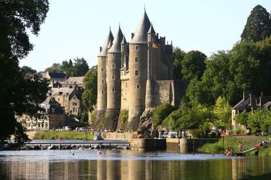 Castello di Josselin-FRANCE