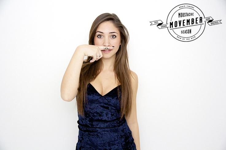 It's Moustache Season #MoSistas