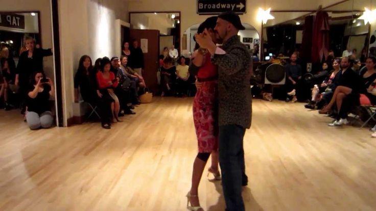 Tango Lesson: Missing Links in Tango - Leg Wraps