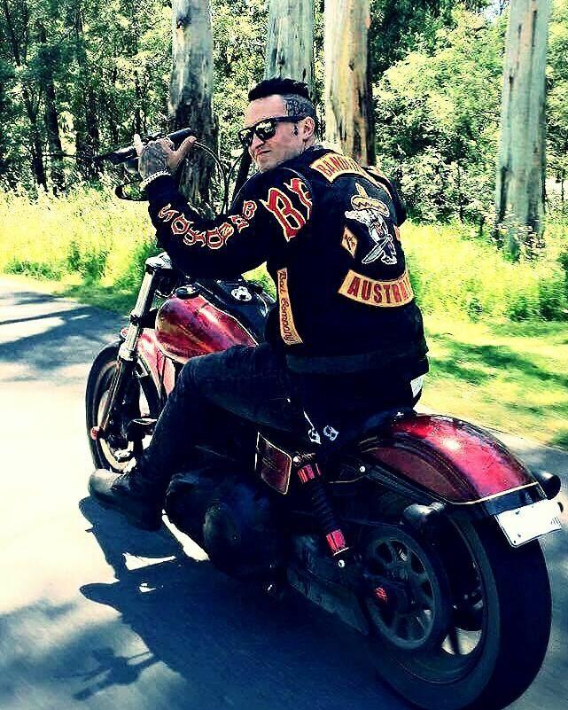 Bandidos Australia Biker Clubs Motorcycle Clubs Bandidos Motorcycle Club