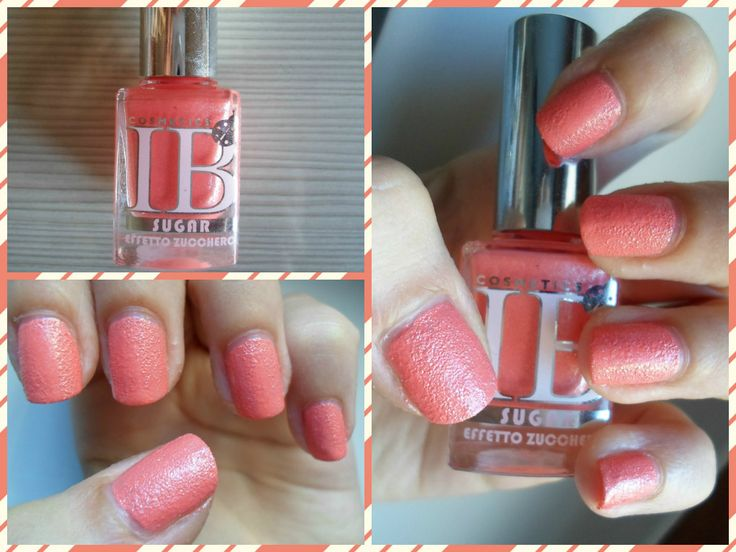 "swatches smalto Idea Bellezza sugar  nail polish swatches ""Idea Beauty"" hue sugar"