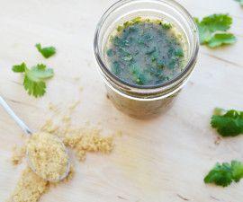 Brown Sugar and Lime Vinaigrette