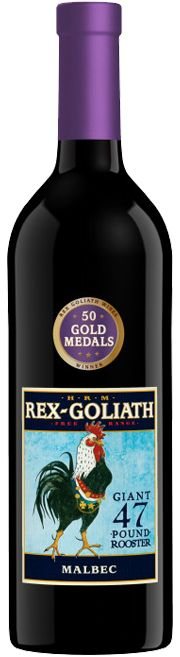 Rex Goliath Malbec Red Wine - Bold Wines, Fun Times | I love Rex Goliath wines! Tried this one and their cabernet once— so tasty and so worth having again, imho. I do let reds breathe though, for a minimum of 30 minutes, though… makes a big difference.