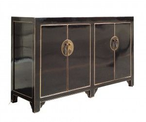 charming antique wicker buffet table styled console idea
