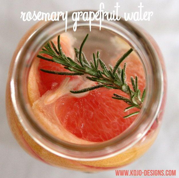 Rosemary and Grapefruit