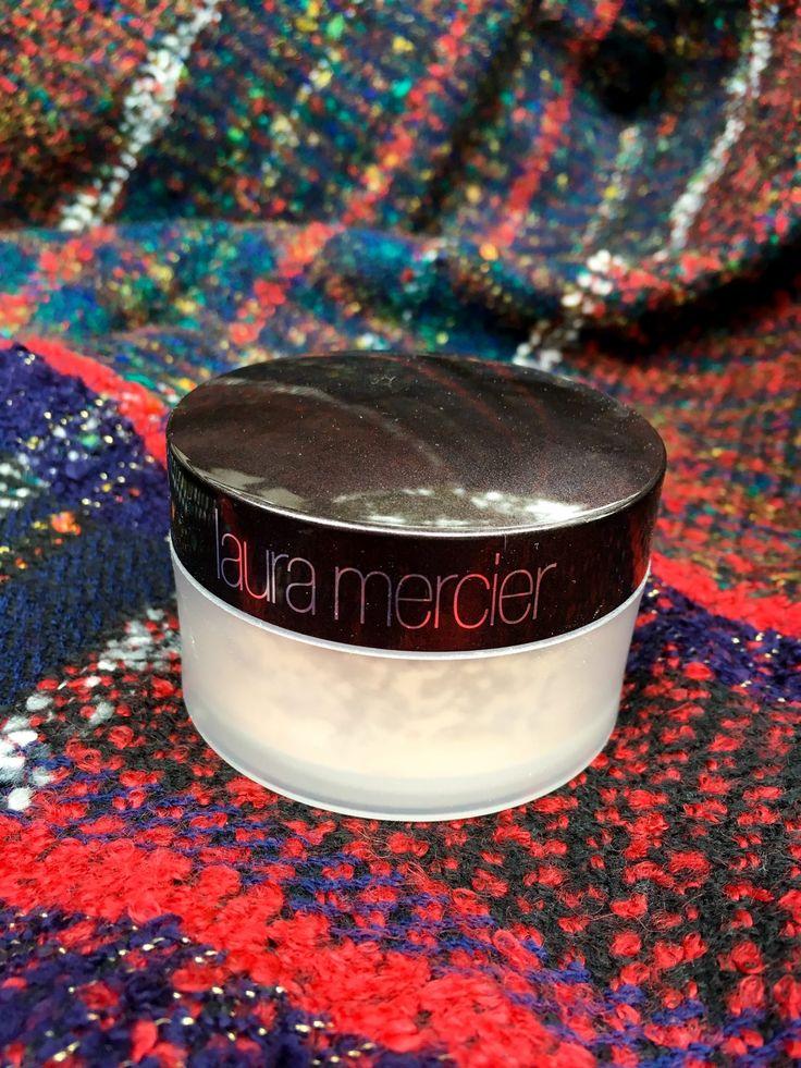 Product Review: Laura Mercier Translucent Loose Setting Powder