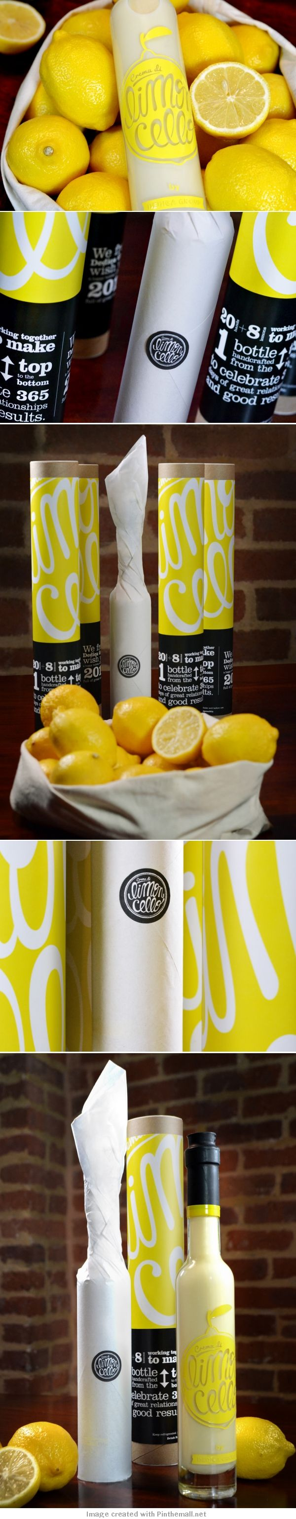 @Ana G. Victoria Mamto I came across this extended pin this morning. Crema di Limoncello Self-Promotional Gift PD