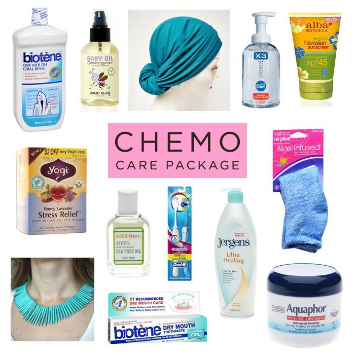 Advice on how to put together a Chemo Care package. My mom is starting chemo for…