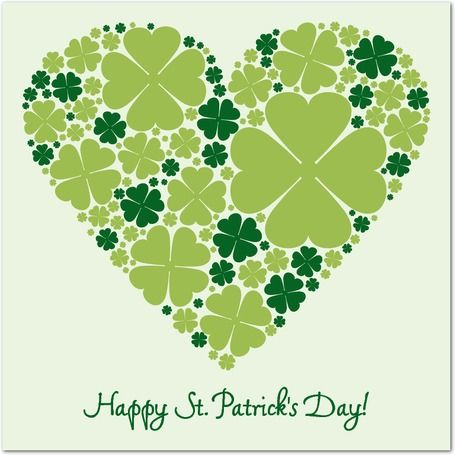 St Patrick Day Heart St. Patrick's Day #irish, #holidays, #pinsland, https://apps.facebook.com/yangutu