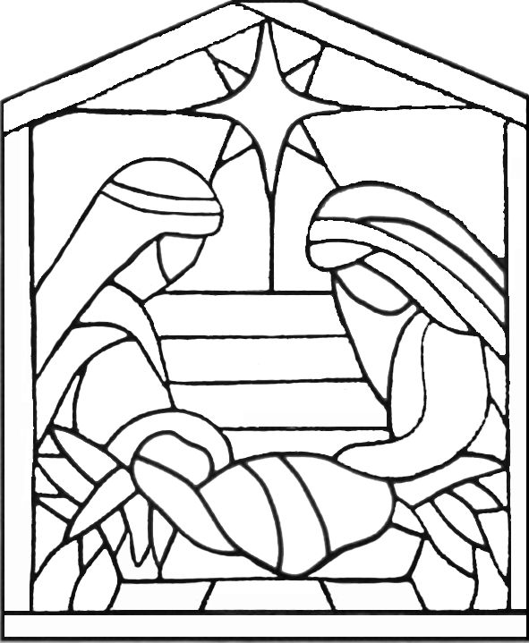 at uploaded by user holy family karl nativity saints stencil coloring ...
