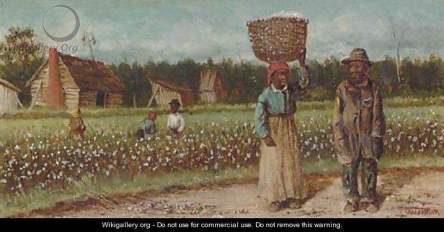 Cotton Pickers 2 - William Aiken Walker - WikiGallery.org, the largest gallery in the world www.wikigallery.org640 × 335Buscar por imagen Cotton Pickers 2 - William Aiken Walker