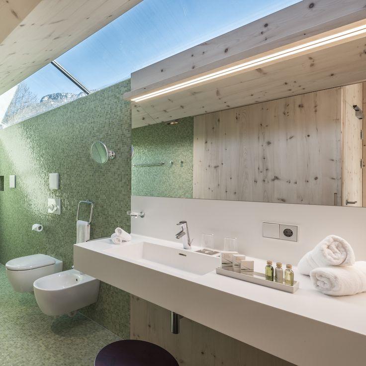 Hölzerne Verkleidung und viele Fenster machen die Paula Wiesinger Apartments in Südtirol so einzigartig | creme guides