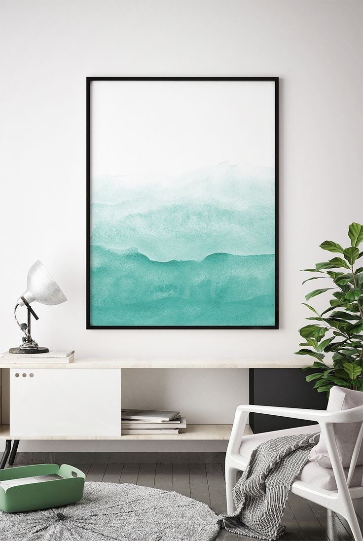 Top 25+ best Teal walls ideas on Pinterest | Teal wall ...