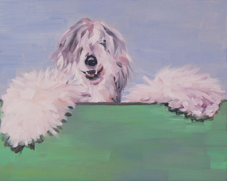 Happy To See Me V, Afghan Hound from Nancy Spielman