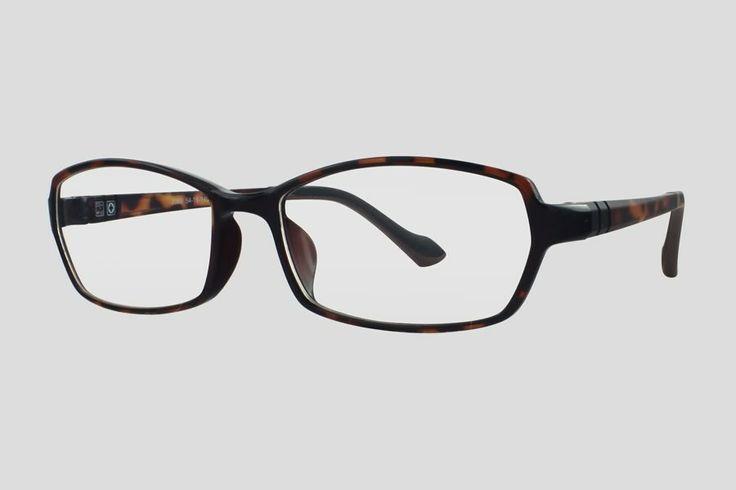 #Brillen van Reor. Dit is de Singapore (art. nr. F10.619UTU), complete bril vanaf € 39,90. #Montuur van schildpad design ultem. Verkrijgbaar in meerdere kleuren.