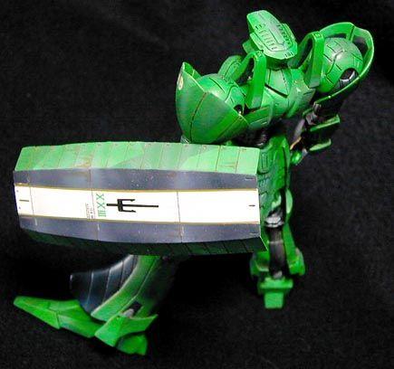 Berlin Green Type