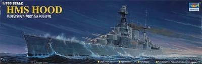Sea 2590: Trumpeter 1:350 Hms Hood Battleship Plastic Model Kit Tsm5302 -> BUY IT NOW ONLY: $114.95 on eBay!