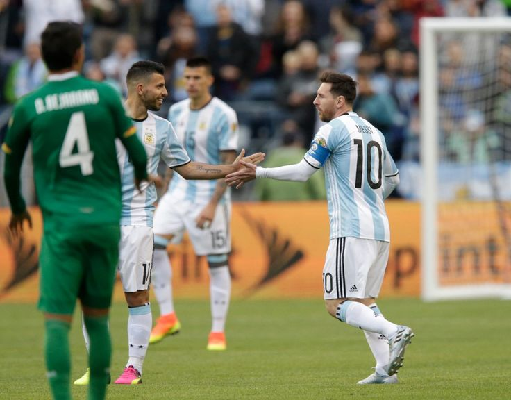 Argentina 3 - 0 Bolivia ////////// Copa América Centenario 2016. ////////// 14.06.2016