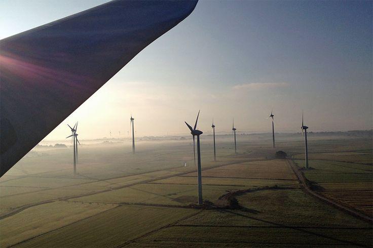 La energía eólica podría abastecer el 30% de la demanda eléctrica en Europa para 2030