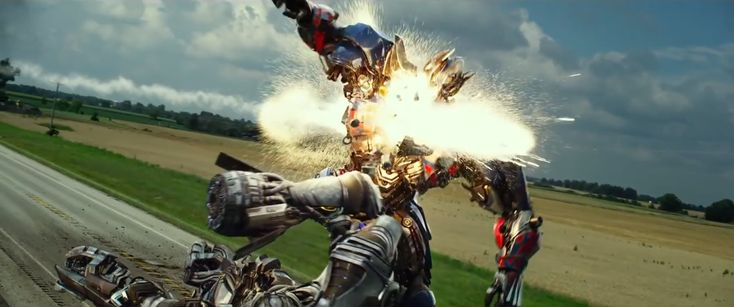 TRANSFORMERS: AGE OF EXTINCTION -- Official Payoff Trailer (HD) - United...