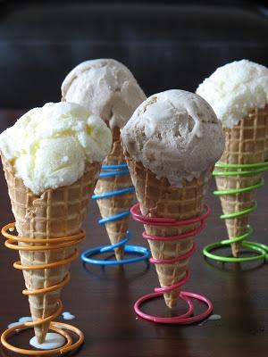 Cheesecake or cinnamon ice cream! Both?! | mmmm....yum | Pinterest