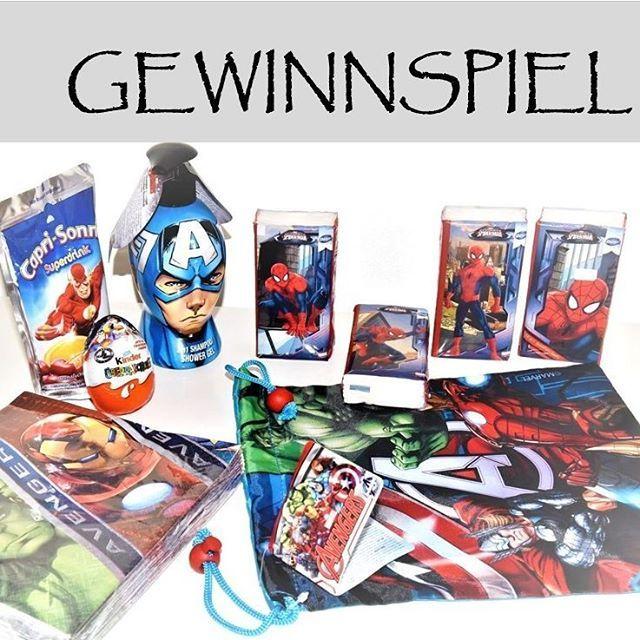 Gewinnt bei #facebook ein tolles #paket für echte #superhelden   #gewinnspiel #verlosung #giveaway #blogger #instablogger #look #followme #new #neu #blogger_de #superheld #superhero #marvel #avengers #spiderman #bag #shower #drink #hulk