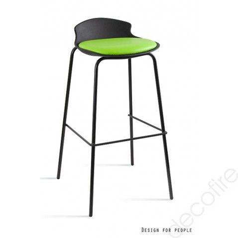 UNIQUE Hoker DUKE czarno/zielony (7-87A-4-9)