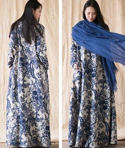 40 besten Maxikleider Bilder auf Pinterest | Lange kleider, Hijab ...