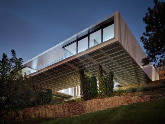 BF House by OAB Carlos Ferrater