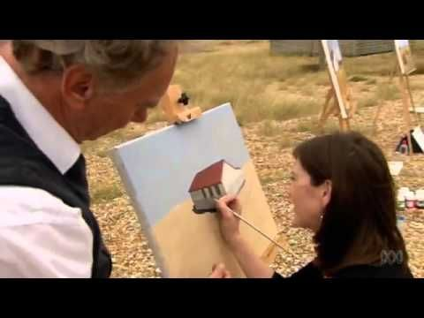 ▶ The Forger's Masterclass - Ep. 1 - Edward Hopper - YouTube Great series for learning art history, I like that you're learning from a famous forger.