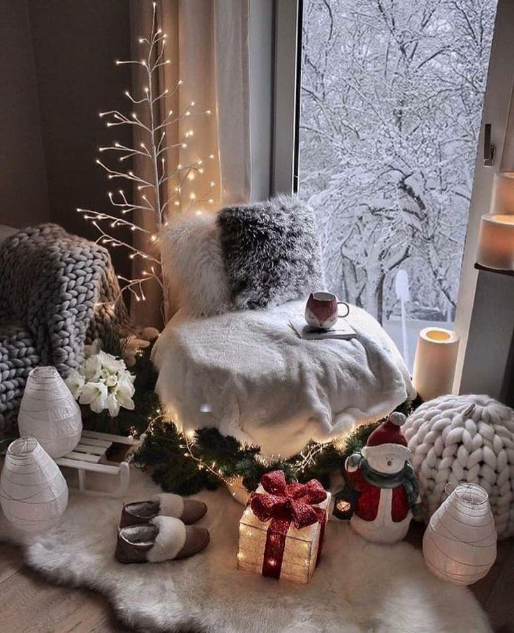 напротив красивые зимние картинки домашнего уюта производит