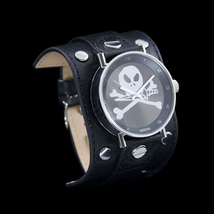 Big Skulls watch