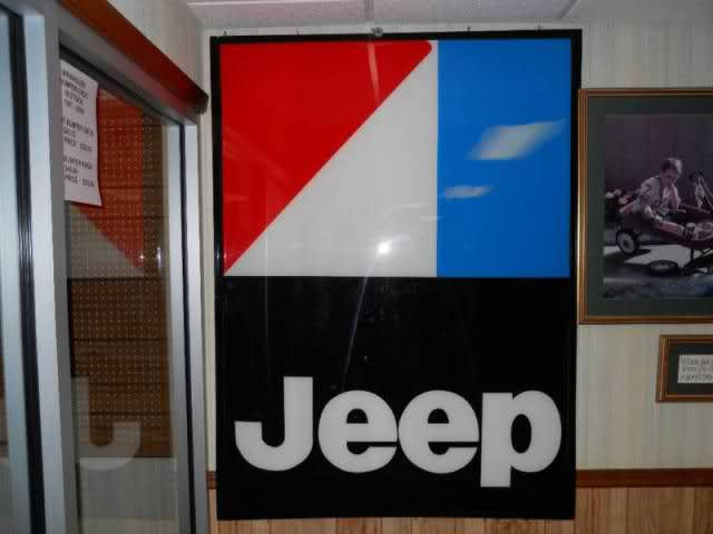 Jeep Amc Sign Automotive Logos Trademarks Pinterest