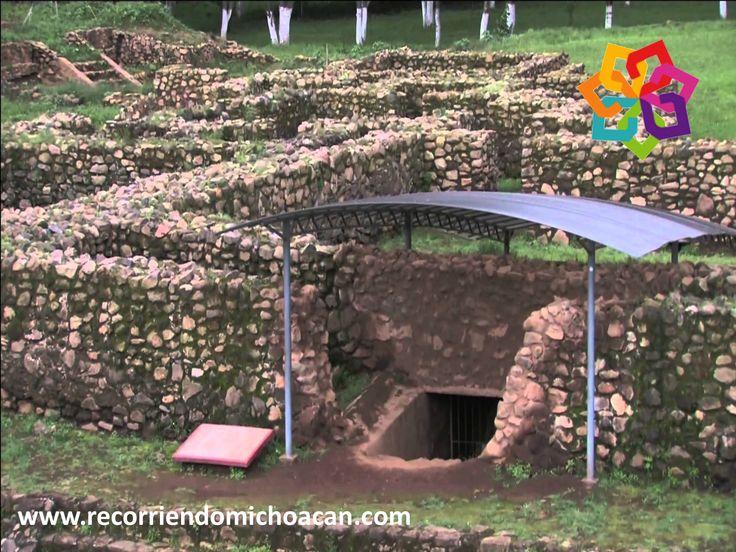 RECORRIENDO MICHOACÁN Si se encuentra en Pátzcuaro, y quiere llegar a la zona arqueológica de Tingambato, toma la Autopista Pátzcuaro en dirección poniente hasta llegar a la segunda caseta de cobro, allí toma la desviación hacia el poblado de San Ángel Surumucapio, y continúa hasta el entronque con la carretera Federal N° 14, hasta llegar a la población de Santiago Tingambato. HOTEL ESTEFANIA http://www.hotelestefania.com.mx/