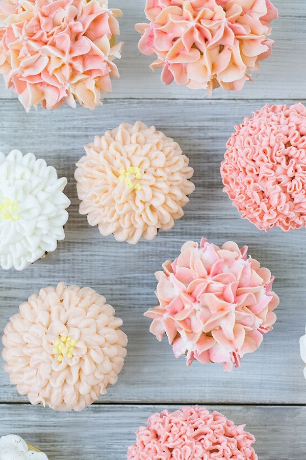 These floral frosting cupcakes are the perfect way to welcome spring! We had a grand ol' time experimenting with frosting tips and buttercream to turn cupcakes into flowers! Who doesn't love cupcakes and flowers?!! These are the perfect example of a little Sugar AND Charm. You don't have to be a professional baker or cake...readmore