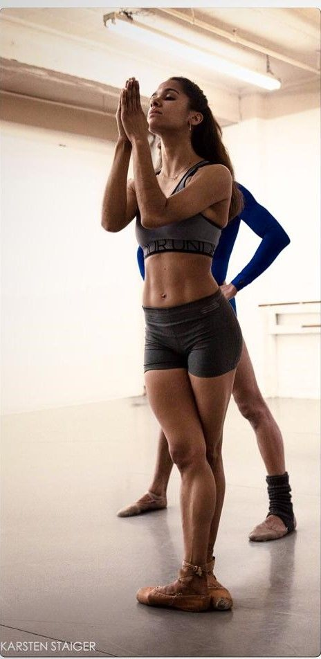 Misty Copeland (photo credit: Karsten Staiger)