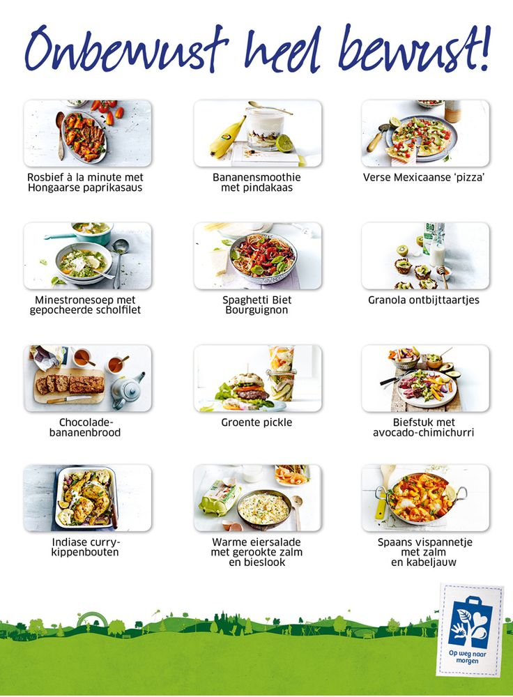 Verantwoorde recepten - Lidl Nederland
