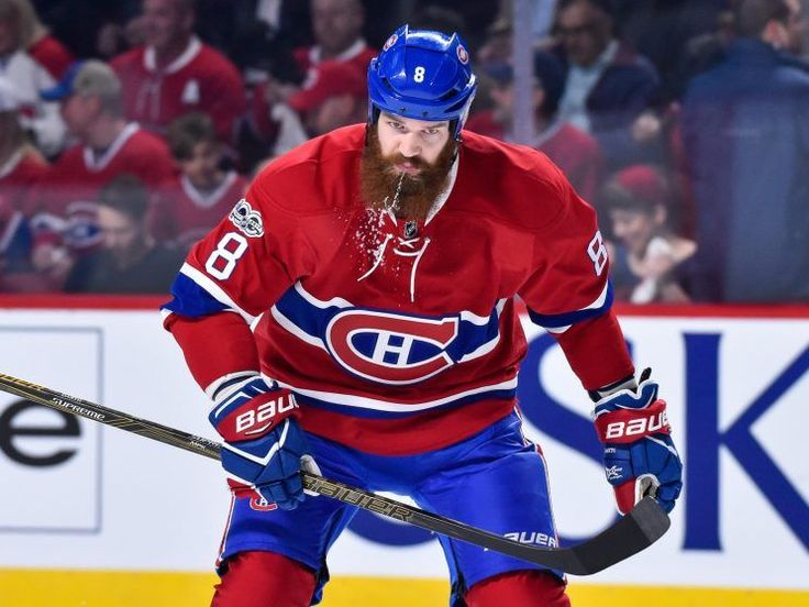 It's important to first make it clear that Andrei Markov isn't a make-or-break player here in 2017.  It's Shea Weber, about to be a year older and worse than he already was, complemented by Karl Alzner and a bunch of guys who serve as nice depth pieces on most teams.  When the Canadiens traded P.K. Subban