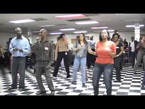 K-Wang Wit It Line Dance I love it !! Everybody can do it!