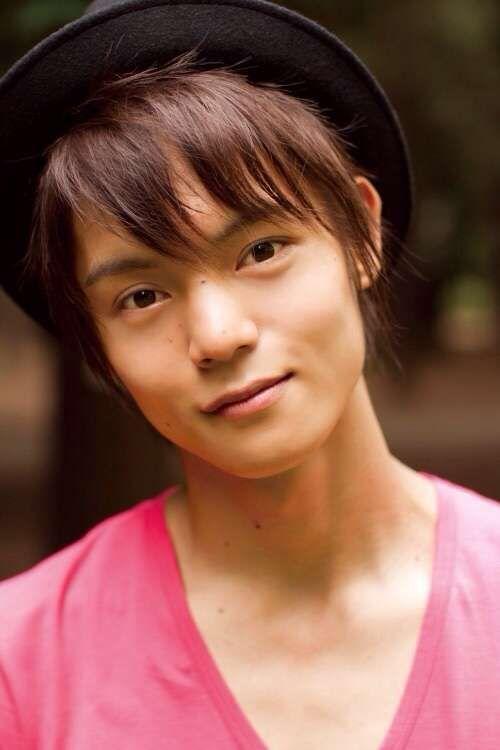 Kubota Masataka. His hair look so soft