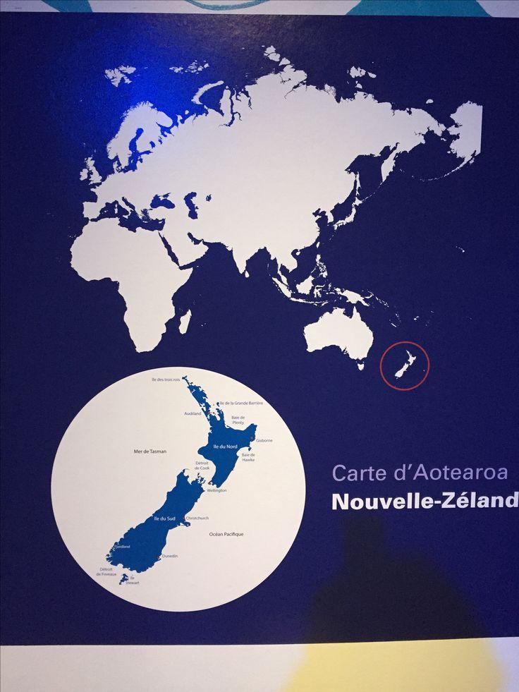 Expo George Nuku au muséum d'histoire naturelle à La Rochelle. / BP