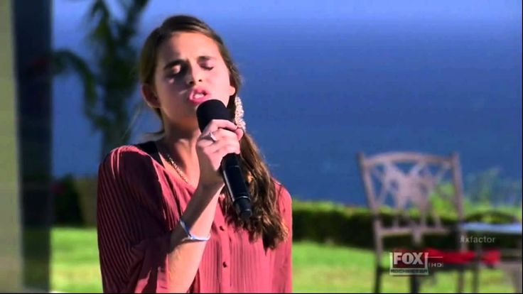 Carly Rose Sonenclar - Broken Hearted by Karmin X-Factor