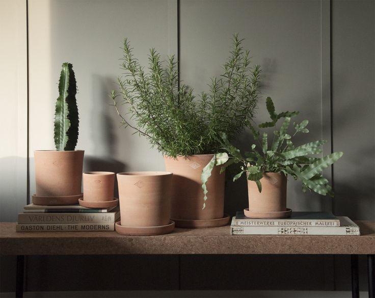 Terra Cotta Pots by Low Key. #lowkeygoods