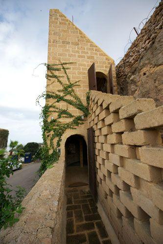 Stone, Elie Mouyal, Marrakech, Morocco, Africa, Entrée