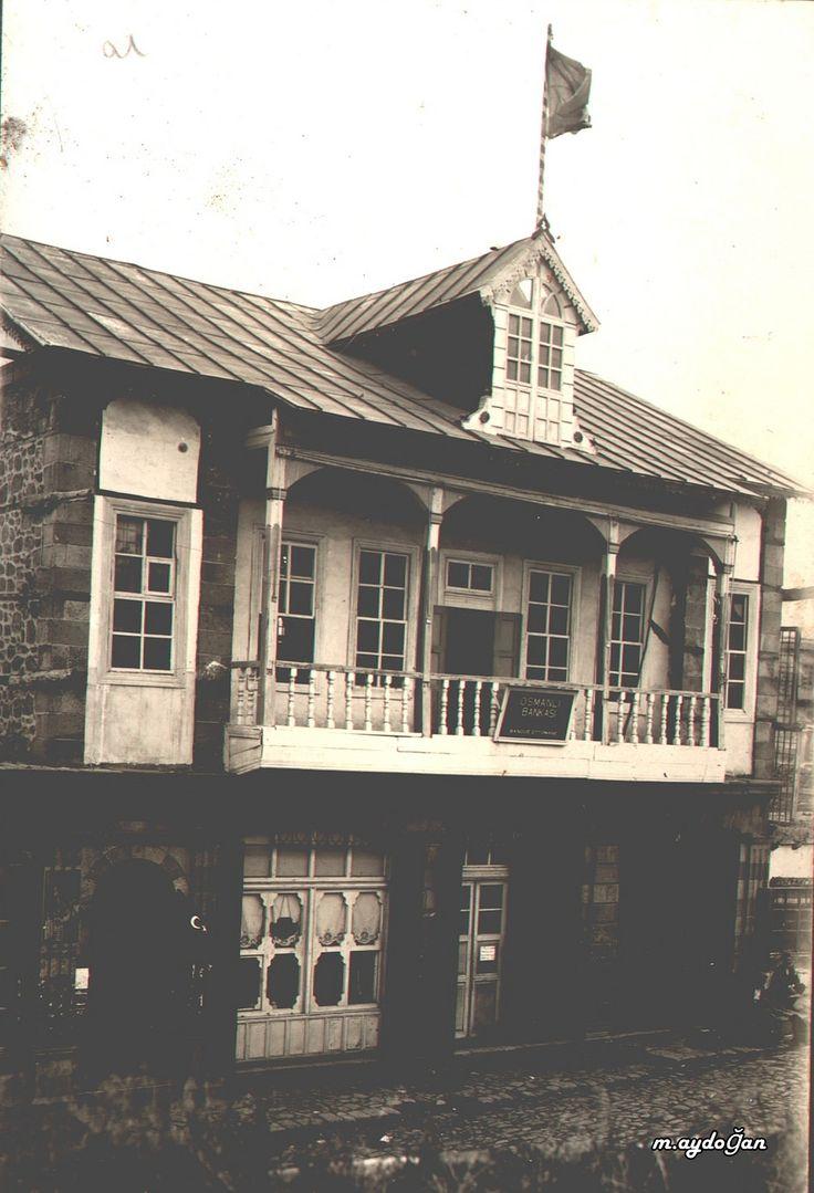 Osmanlı Bankası Erzurum Şubesi, 1930.