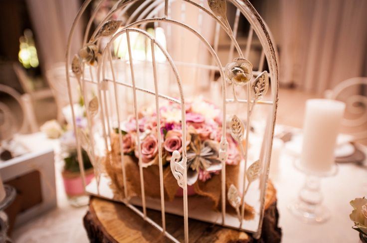 Nature Inspired Centrepiece